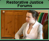 Watch the Restorative Justice Forum Video